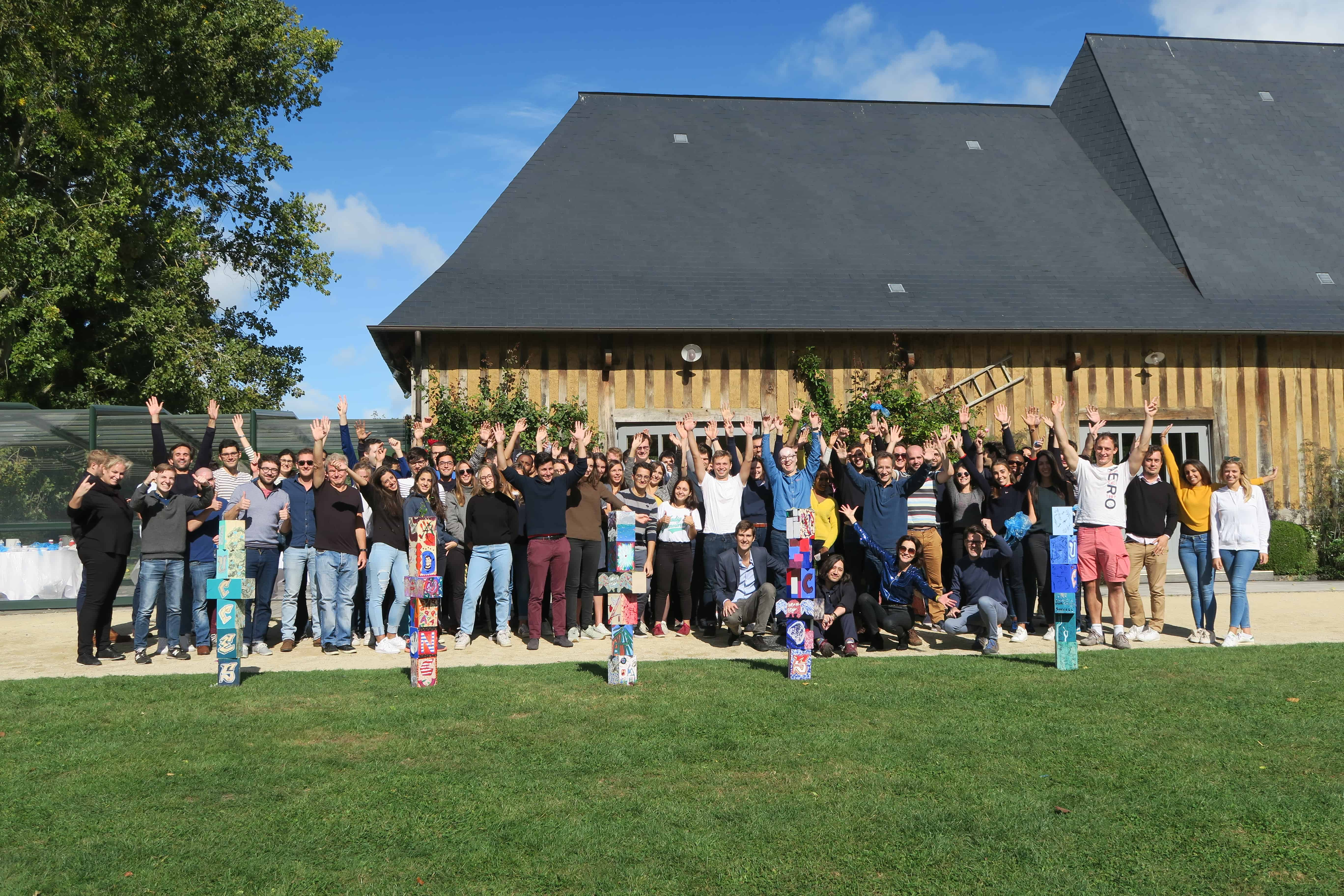 UN SEMINAIRE NORMAND POUR ADVANCY